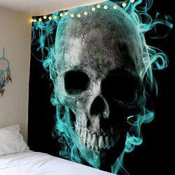 Home Decor Horror Skull Print Wall Hanging Tapestry