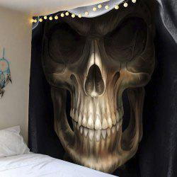 Home Decor Horror Skull Print Wall Art Tapestry