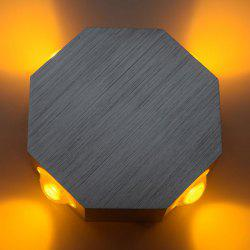 Modern Aluminum Energy Saving LED Wall Light