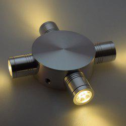 Indoor Outdoor Modern Fixture LED Wall Light
