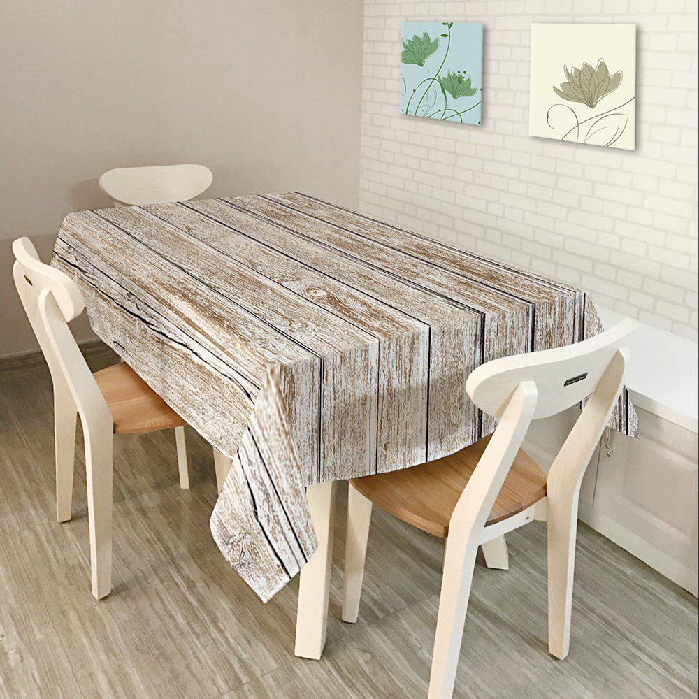 2019 Wood Flooring Print Home Decor Fabric Table Cloth Rosegalcom