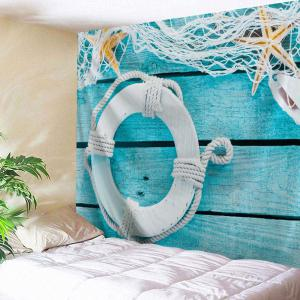 Beach Board Swim Ring Tapestry Wall Hangings