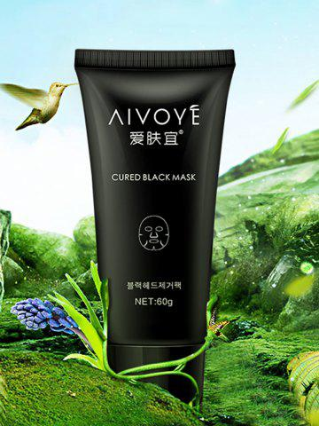 Cheap Bamboo Charcoal Pore Cleaner Blackhead Removal Mask - BLACK  Mobile