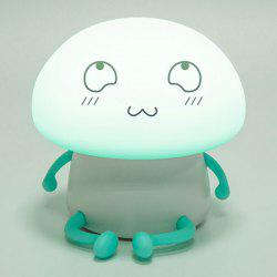 Cartoon Mushroom LED USB Rechargeable Night Light