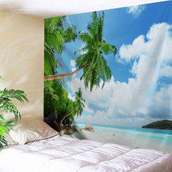 Beach Scenic Wall Hanging Bedroom Decor Tapestry