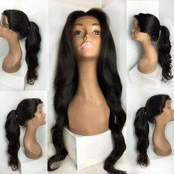 Long Wavy Free Part Lace Front Synthetic Wig