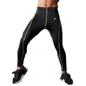 Elastic Waist Quick Dry Suture Stretchy Gym Pants