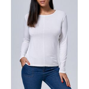 Stretchy Long Sleeve T-shirt