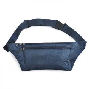 Light Weight Nylon Sport Wasit Bag - Cadetblue - 38