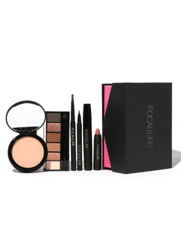 Outfit 6PCS Cosmetics Makeup Set - #02  Mobile