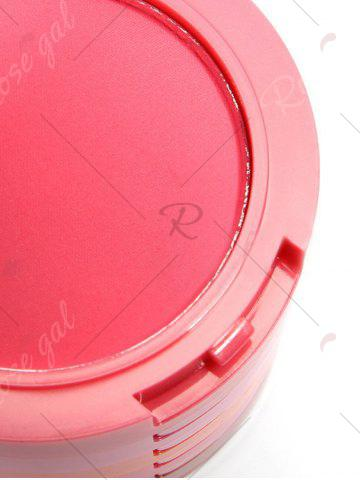Buy 5 Color Cosmetics Makeup Blusher With Brush - COLORMIX  Mobile