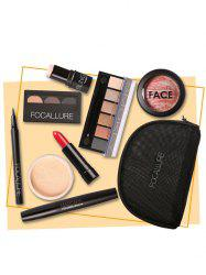8PCS Beauty Makeup Kit With Bag