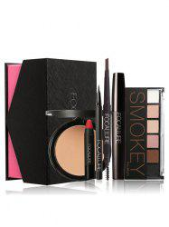 6PCS Cosmetics Makeup Set -