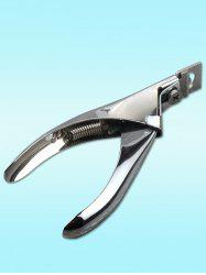 Edge Cutter Stainless Steel Nail Scissors - STAINLESS STEEL
