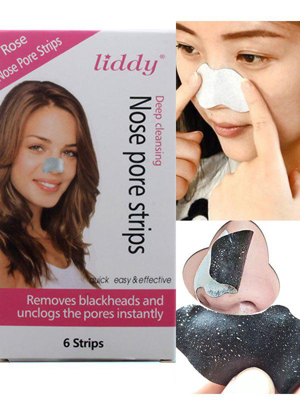 New Deep Cleansing Blackhead Removal Nose Pore Strips