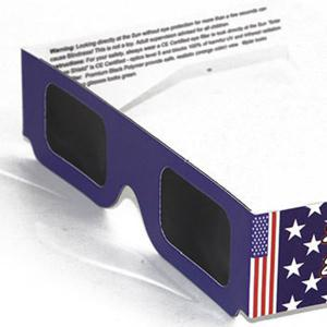 Solar Eclipse Shades UV Protection Glasses -