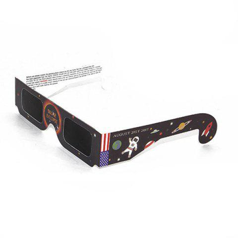 Unique Solar Eclipse Shades UV Protection Glasses