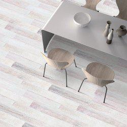 Decorative Vinyl Wood Grain Floor Sticker -
