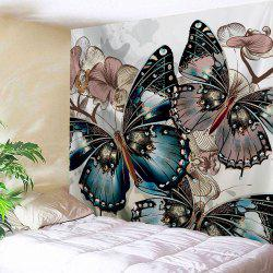 Butterfly Wall Hanging Home Decor Tapestry -
