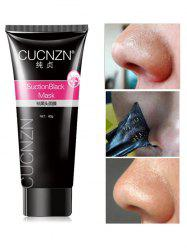 CUCNZN Peel-Off Pore Cleanser Black Head Mask - Noir
