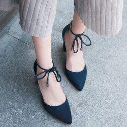 Tie Up Two Piece Pump