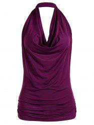 Halter Backless Tank Top