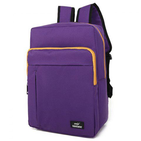 Latest Padded Strap Nylon Backpack
