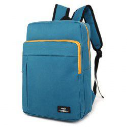 Padded Strap Nylon Backpack