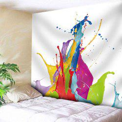 Wall Hanging Oil Painting Microfiber Tapestry