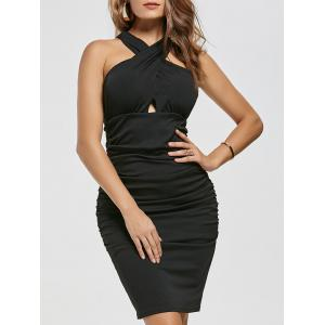 Robe Bodycon Ruched