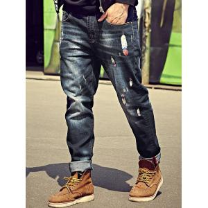 Jeans Straight Jeans -