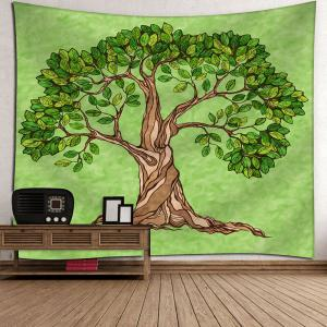 Tree of Life Tapisserie d'art murale étanche -