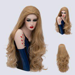 Ultra Long Layered Shaggy Curly Synthetic Wig