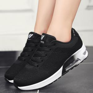 Breathable Air Cushion Athletic Shoes -
