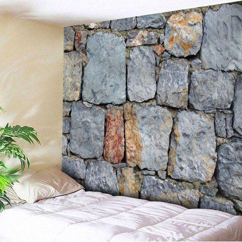 Fancy Architectural Stone Waterproof Wall Hanging Tapestry