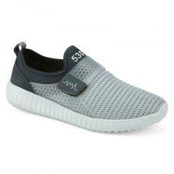 Breathable Figure Pattern Casual Shoes