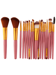 18Pcs Face Eye Multipurpose Makeup Brushes Kit
