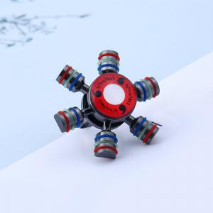 Adjustable Fidget Spinner Finger Ring