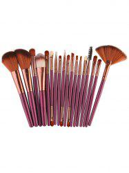 18Pcs Face Eye Makeup Brushes Kit