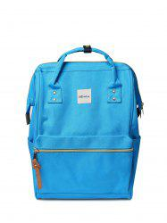 Canvas Top Handle Travel Backpack -