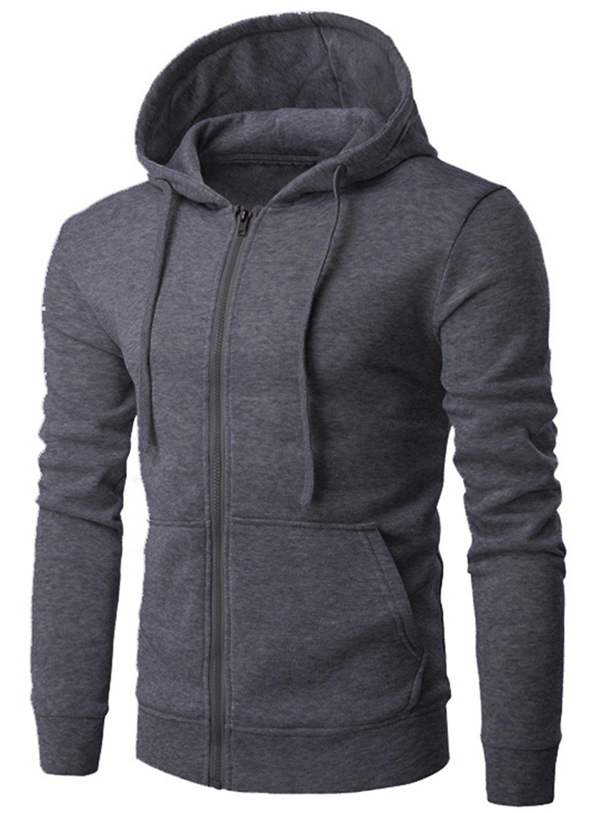 Deep hooded hoodies