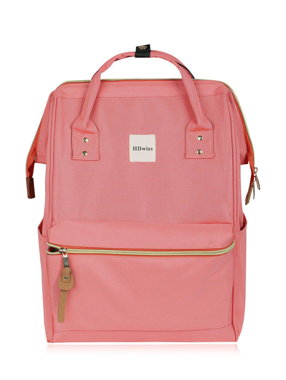 Affordable Canvas Top Handle Travel Backpack