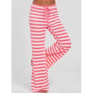 Stripe Wide Leg Pants