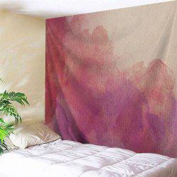 Watercolor Print Wall Hanging Decorative Tapestry