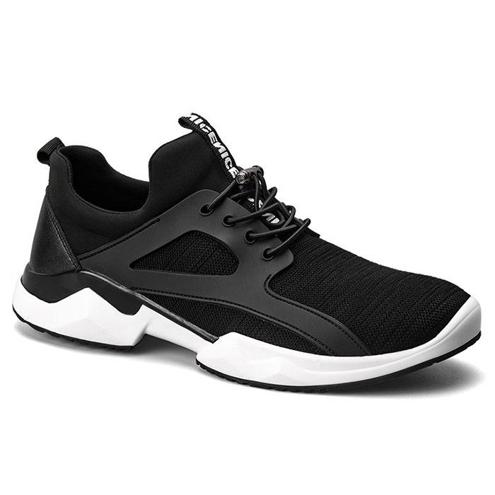 Shop Breathable String Stretch Fabric Athletic Shoes