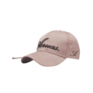 Letters Embroidery Long Tail Embellished Baseball Cap