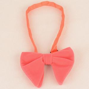 Three Pieces Handkerchief Bowtie Cufflink Suit - PINK