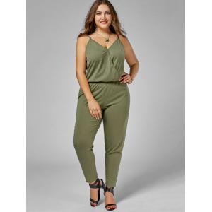 Plus Size Cami Jumpsuit -