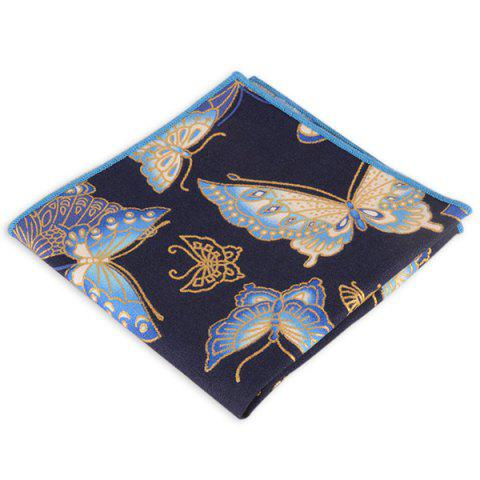 New Animal Pattern Embellished Handkerchief