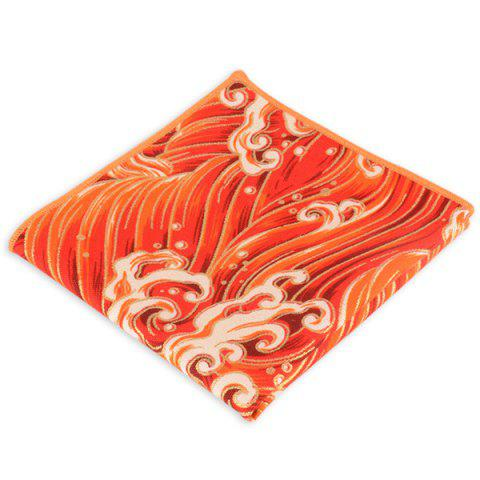 Discount Portable Retro Ethnic Pattern Handkerchief